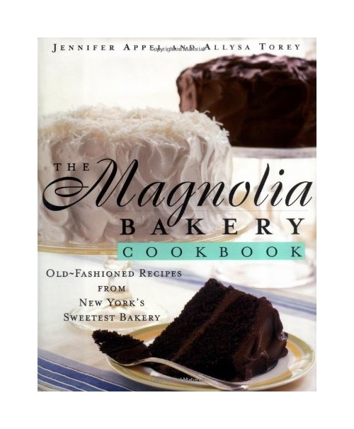 Magnolia Bakery Cookbook.