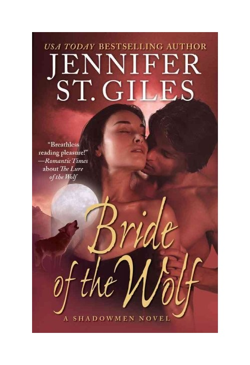 Bride of the Wolf.