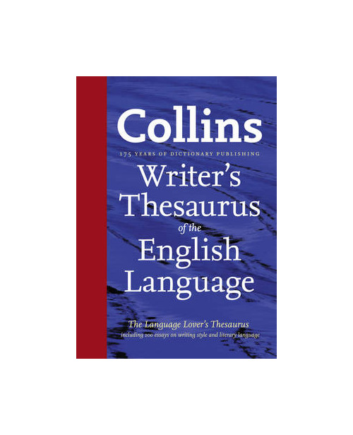 Collins Writer's Thesaurus of the English Language.