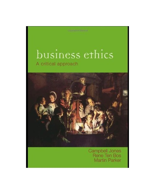 For Business Ethics.