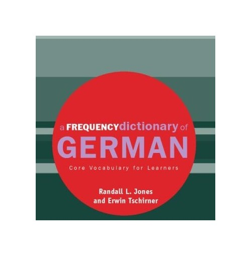 Frequency Dictionary of German.