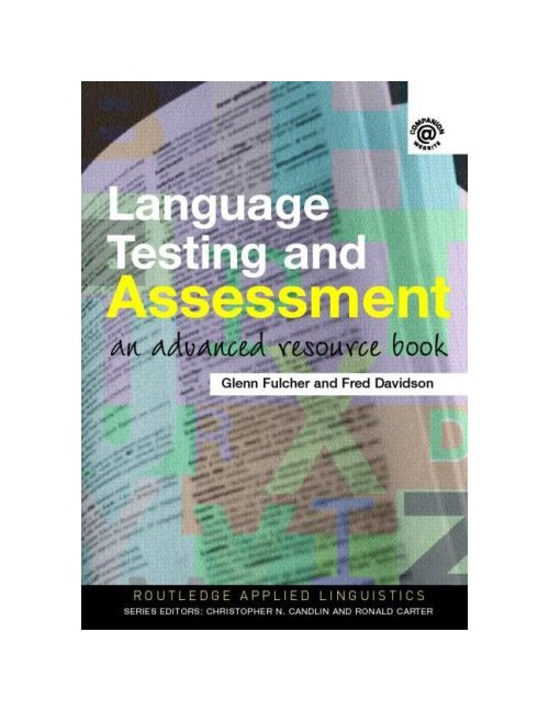 Language Testing and Assessment.