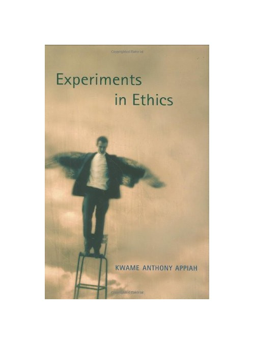 Experiments in Ethics.