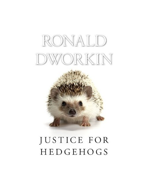 Justice for Hedgehogs.