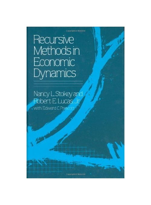 Recursive Methods in Economic Dynamics.