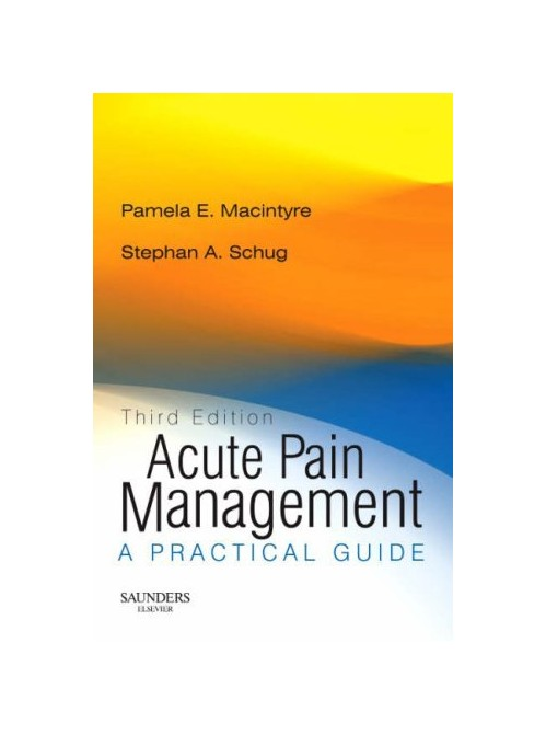 Acute Pain Management.
