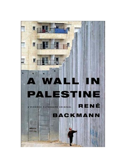Wall in Palestine.