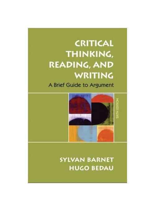 Critical Thinking, Reading, and Writing.