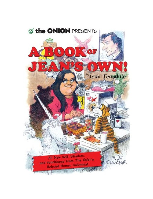 Onion Presents a Book of Jean's Own!.