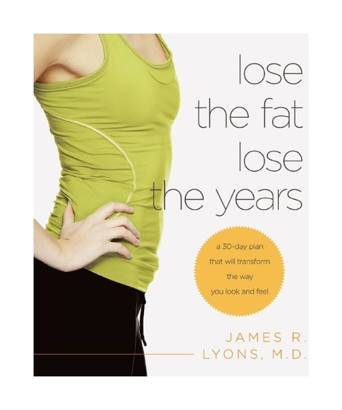 Lose the Fat Lose the Years.