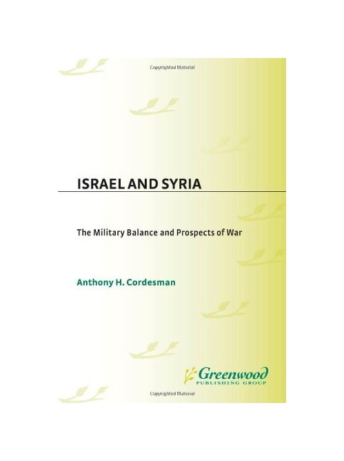 Israel and Syria.