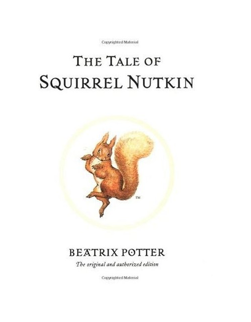 Tale of Squirrel Nutkin.
