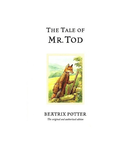 Tale of Mr. Tod.