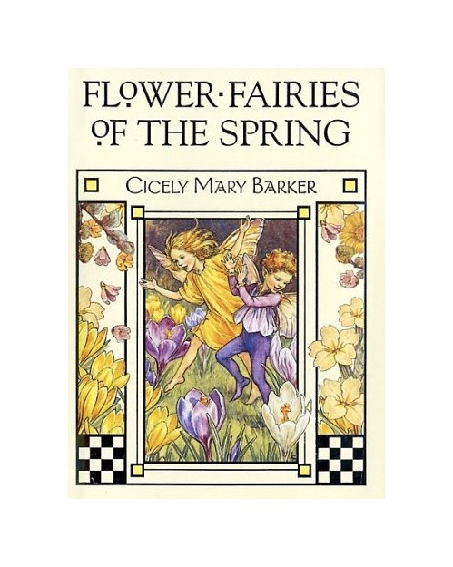 Flower Fairies of the Spring.