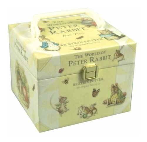 World of Peter Rabbit Giftbox (Tales 13-23).