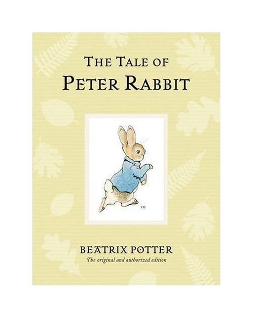 Tale of Peter Rabbit.