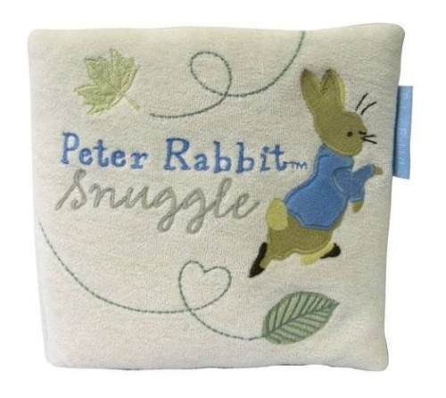 Peter Rabbit Naturally Better Snuggle.
