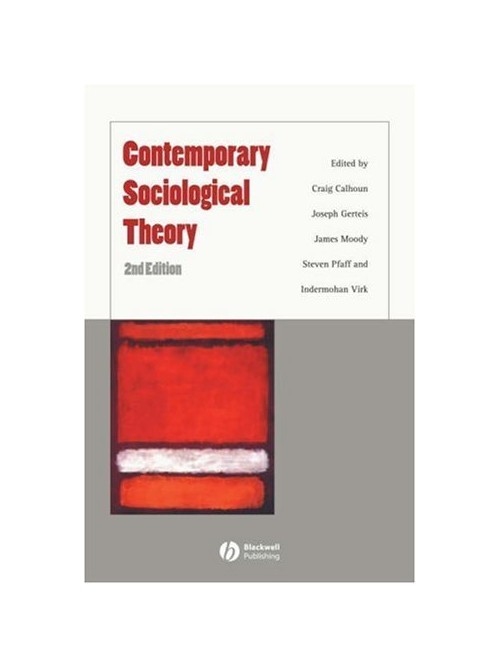 Contemporary Sociological Theory.