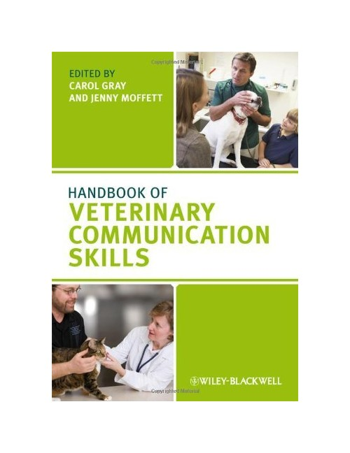 Handbook of Veterinary Communication Skills.