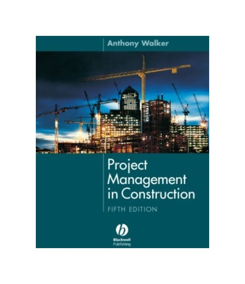 Project Management in Construction.