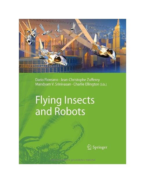 Flying Insects and Robots.