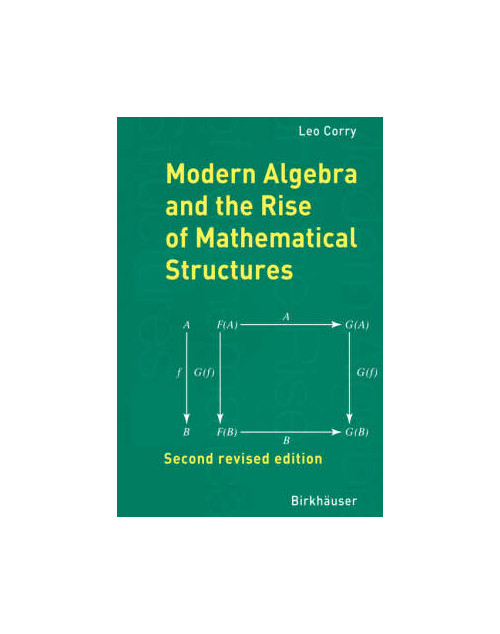 Modern Algebra and the Rise of Mathematical Structures.
