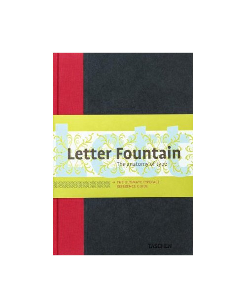 Letter Fountain.