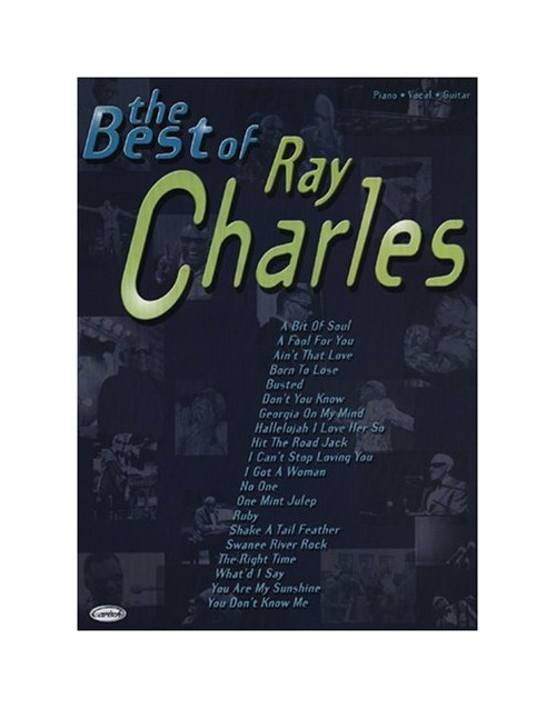 Best Of Ray Charles PVG.