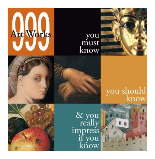999 Artworks You Must Know.
