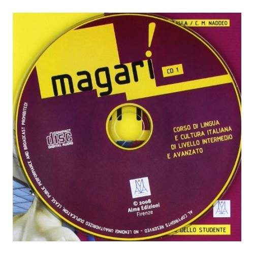 Magari. [Con CD].