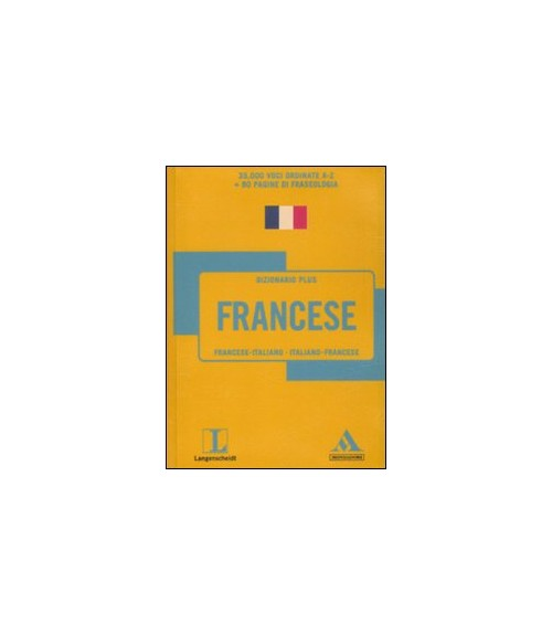 Langenscheidt. Francese. Francese-italiano, italiano-francese.