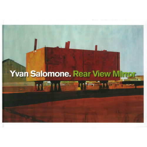 Yvan Salomone. Rear view mirror.