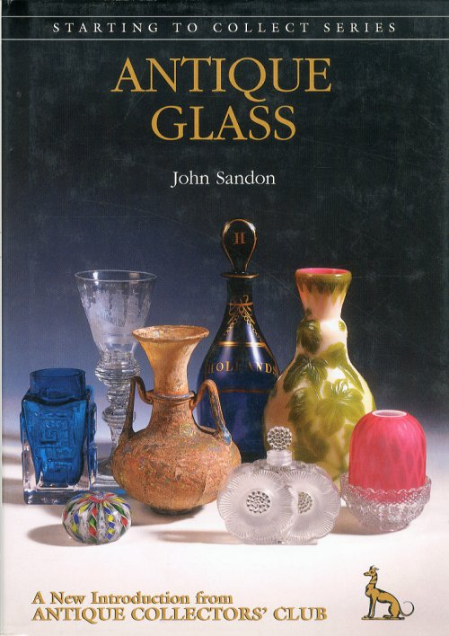 Antique Glass. Starting to collect series.