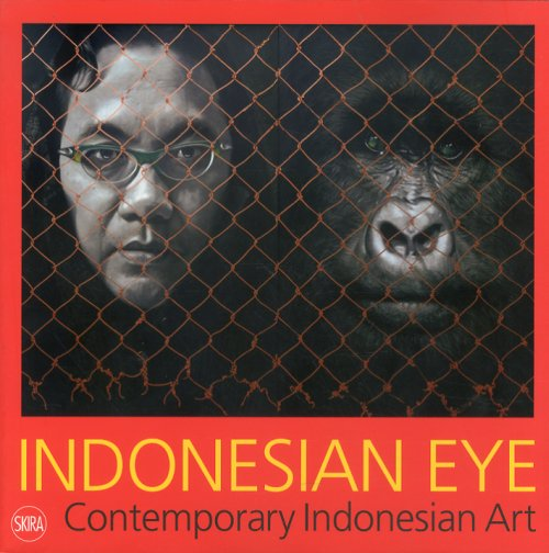 Indonesian eye. Contemporary indonesian art.