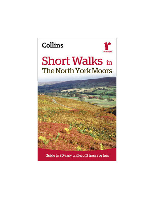 Ramblers Short Walks in the North York Moors.