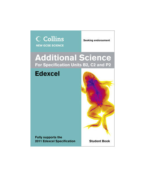 Additional Science Student Book.