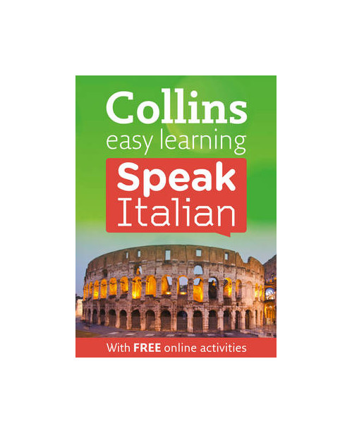 Collins Easy Learning Speak Italian.