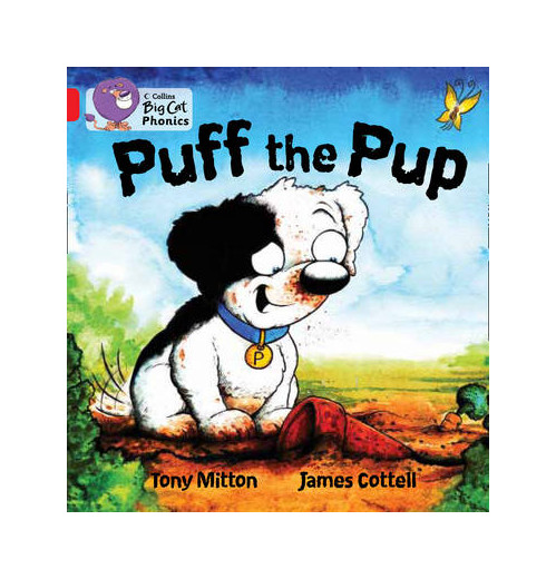 Puff the Pup.