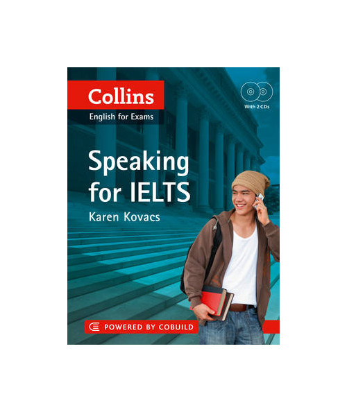 Collins Speaking for IELTS.