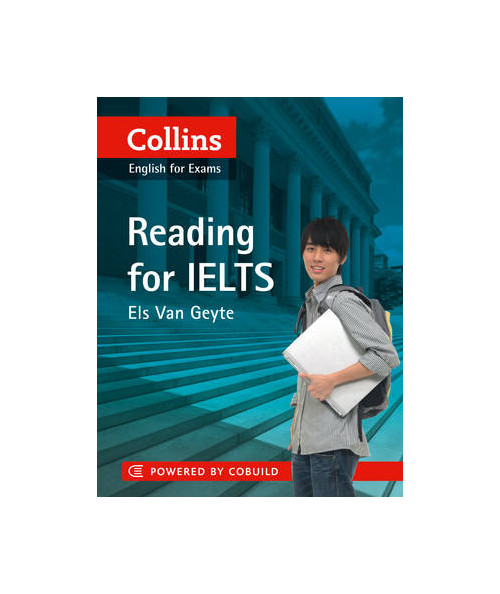 Collins Reading for IELTS.