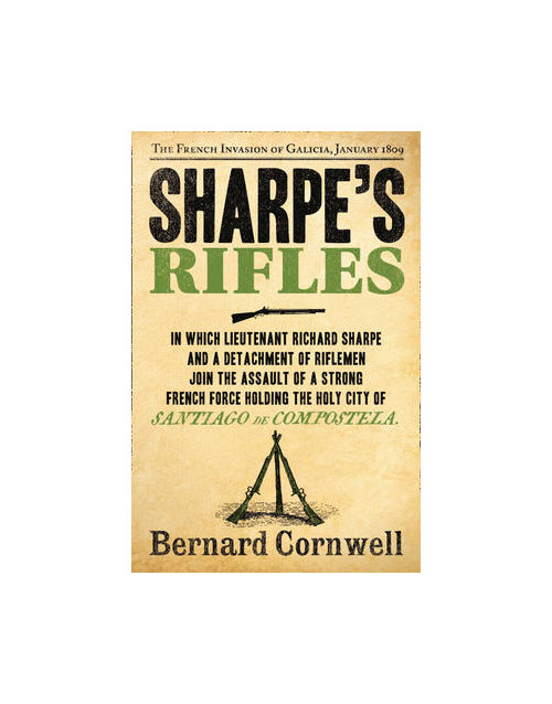 Sharpe's Rifles.