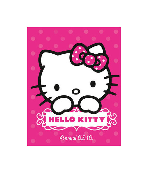 Hello Kitty Annual.