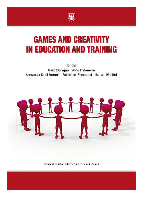 Games and Creativity in Education and Training (Gacet 11) (Rome, 17-18 November 2011).