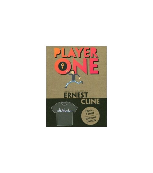 Player one. Con t-shirt uomo M.