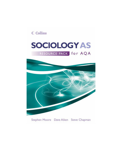 Sociology AS for AQA.