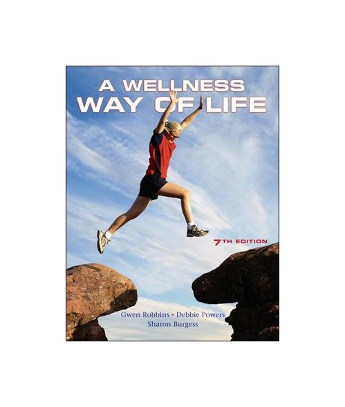Wellness Way of Life with Exercise Band.