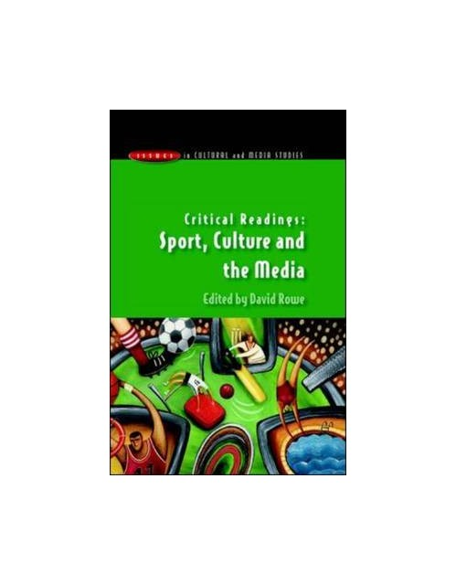 Reader in Sport, Culture and the Media.