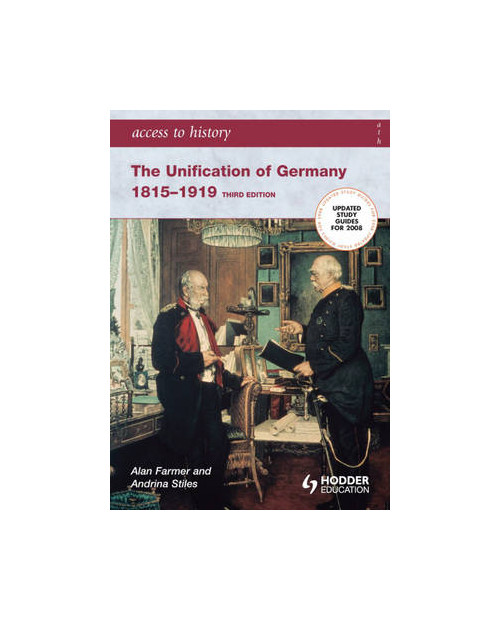 Unification of Germany 1815-1919.