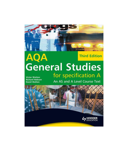 General Studies for AQA A.