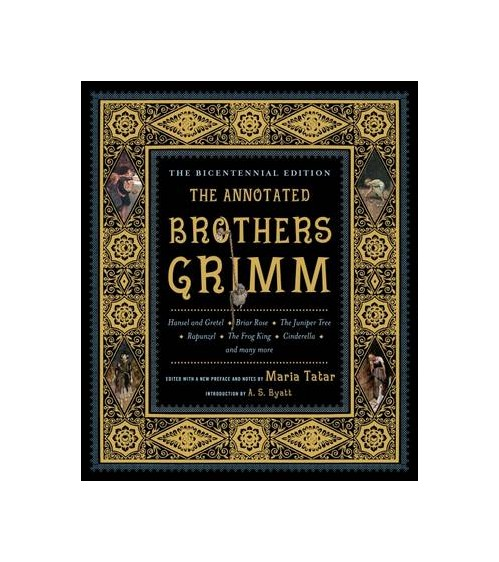Annotated Brothers Grimm.